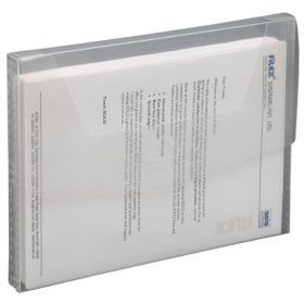 Document Bag (DC556) - Slot Closer