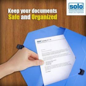 Document Bag - Lock & Handle (DC557)