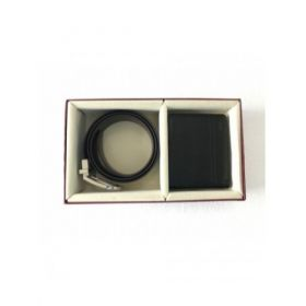 Two Piece Combo Set ( Wallet & Reversible Belt )-Black