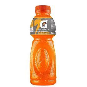Gatorade Sports Drink - Orange Flavour, 500 ml (Pack of 24)