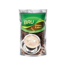 BRU Coffee - Green Label (Roast & Ground) - 500Grms