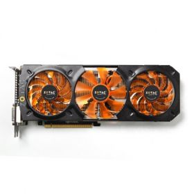 ZOTAC GeForce GTX 780 Ti 3GB OC Triple Silencer Graphics Card (Black/Orange)