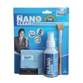 Luxor Nano Cleaning Kit for Computers Laptop
