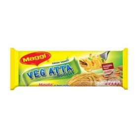 Maggi Atta Noodles, Vegetable Masala, 320g Pouch