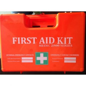 Medic 2500 Series IN (Wall Mountable) First Aid Kit