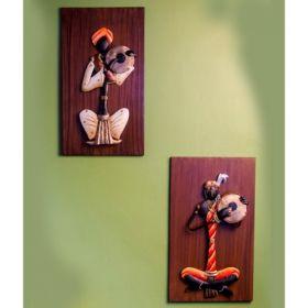 Musician Wall Hanging Set ( Pair 2 )