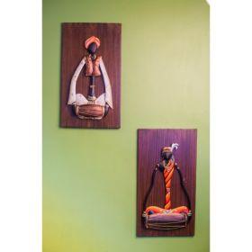 Musician Wall Hanging Set ( Pair 4 )