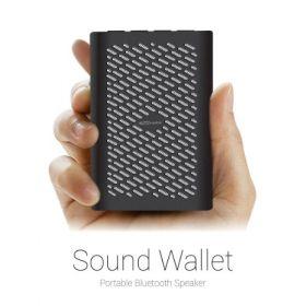 Portronics Por 525 Sound Wallet Speaker-Grey