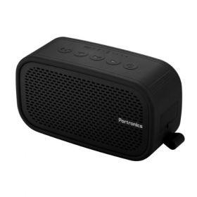 Portronics Posh 2 Bluetooth Speaker With Aux, Handsfree, Fm,Memory Rdr