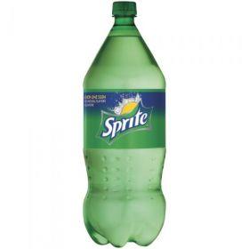 Sprite Soft Drink - 2 Liters Bottle