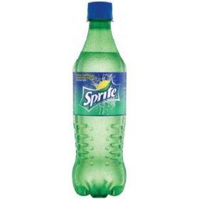 Sprite Soft Drink - 600ml Bottle
