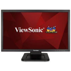 """ViewSonic TD2220 22"""" 1080p Dual-Point Optical Touch Screen Monitor DVI, VGA"""