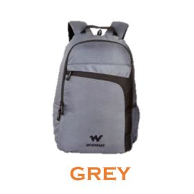 Wildcraft Spade Laptop Backpack -Grey