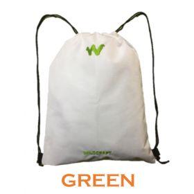 Wildcraft String Bag - Green