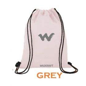 Wildcraft String Bag - Grey