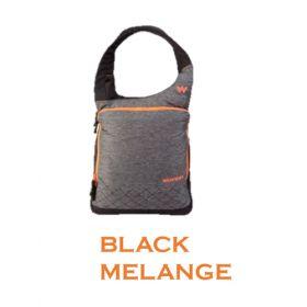 Wildcraft Tote M Women'S Sling Bag - Black Melange