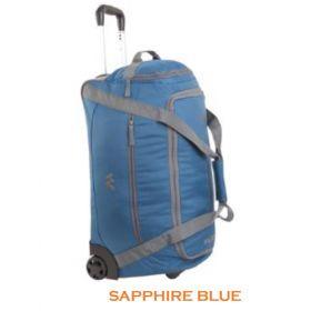 "Wildcraft Voyager 22"" Duffle Bag - Sapphire Blue"