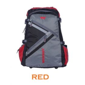 Wildcraft Wanderer Laptop Backpack - Red