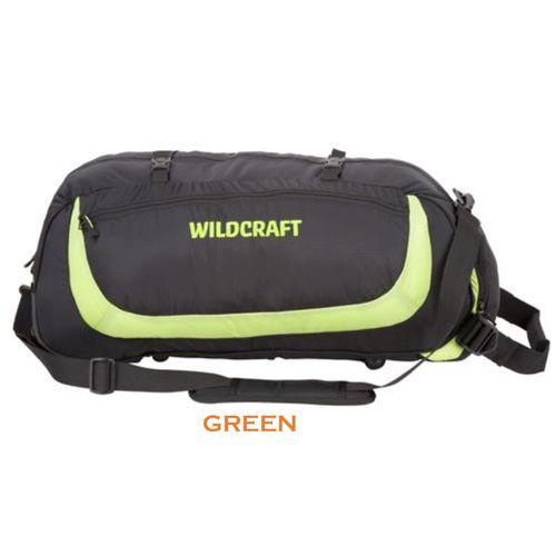 9a7a1410cf Wildcraft Rover Travel Duffle Bag - Green