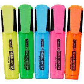 Camlin Highlighter Marker (Assorted) - 10 Sets
