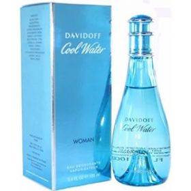 Davidoff Cool Water 100Ml Deodorent  Sp(L)