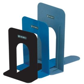 "Deli Book End 6.5"" - Black (Pair)"