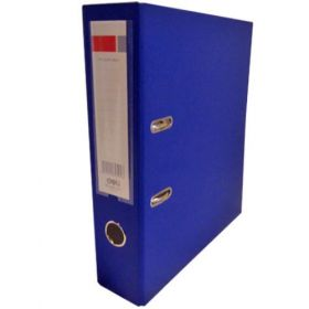 "Deli Lever Arch File - Fc 3"" - Blue (W39656) - 1 Pc"