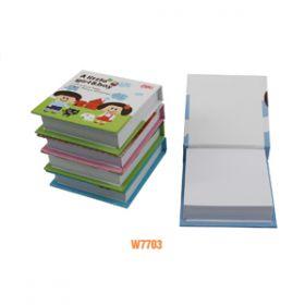 Deli Note Pad 75Into74Mm(Assorted)W7703