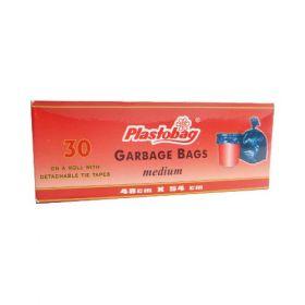 Plastobag Garbage Bags - Medium - 20Pcs