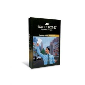 Jk Excel Bond Paper A4 70 Gsm 100 Sheet/Pack-5Packs