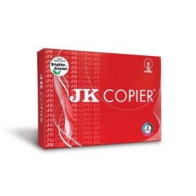 Jk Paper Copier A4 80 Gsm 500 Sheet/Ream-5Packs