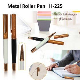 Metal Roller Pen (H-225)