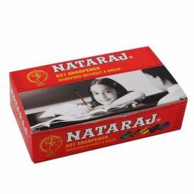 Nataraj 621 Sharpeners Pack Of 20- 5 Packs(100 Pcs)