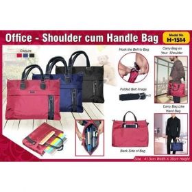 Office Bag (H-1514) - Multi Utility