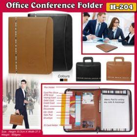 Office Conference Folder (H-204)