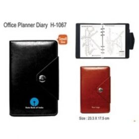 Office Planner Diary (H-1067) - Small Size