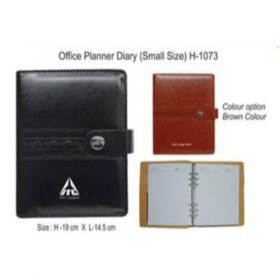 Office Planner Diary (H-1073) - Small Size