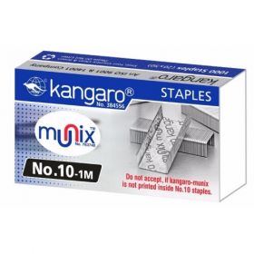 Kangaro Staple Pins, No 10, 20 Pack/Box