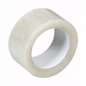 Wonder Clear/Transparent Tape, 48Mm (2 Inch) X 50Mm (Pack Of 6) - 10 Packs(60 Pcs)