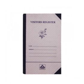 Visitor Register, F/S, 55 Gsm, 300 Pages - 20 Pcs