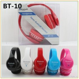 Wireless Headphone (Bt-10)