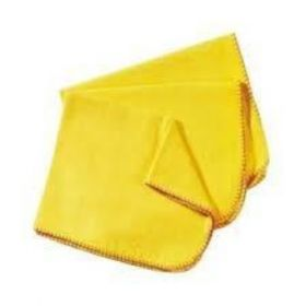 Yellow Cleaning Cloth - Small- 24Pcs
