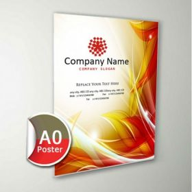 A0 Posters (841Mm X 1189Mm)