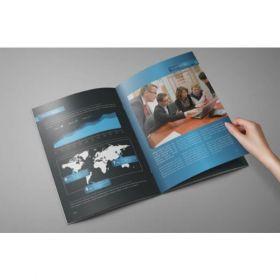 A4 Booklets (Portrait 12 Sides)(25 Booklets)