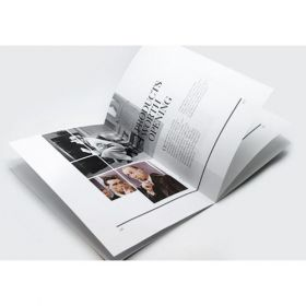 A4 Booklets (Portrait 8 Sides)(25 Booklets)