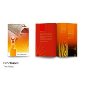 A5 Brochures (Portrait 4 Pager)(10 Brochures)