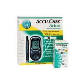 Accu - Chek Active (Blood Glucose Monitoring System)