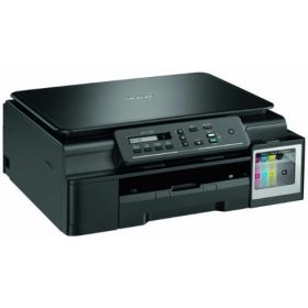 Brother Dcp-T500W Multi-Function Wireless Printer  (Black, Refillable Ink Tank)