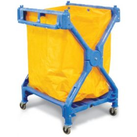 Charnock X - Ttype Garbage Collector Trolley - C 77  - 1 Pc