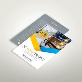 Double-Sided A5 Flyers (148Mm X 210Mm)(100 Pcs)
